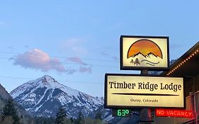Timber Ridge Lodge Ouray