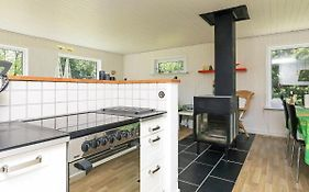 Three-Bedroom Holiday Home in Saeby 6 Nordost