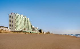 Hilton Hotel in Ocean City Maryland
