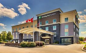 Holiday Inn Express Cheektowaga New York