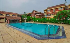 Beach-Side Ac Furnished Single Rooms With Pool At South Goa