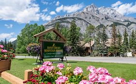 Banff Rocky Mountain Resort  Canada
