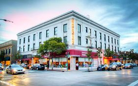 Cardinal Hotel Palo Alto Reviews