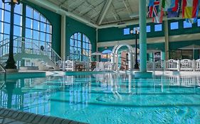 Temple Gardens Mineral Spa Resort Moose Jaw Sk