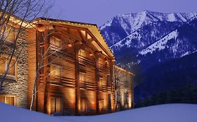 The Lodge at Jackson Hole Wy