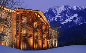 Lodge at Jackson Hole