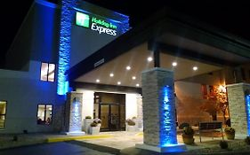 Holiday Inn Express Cloverdale In