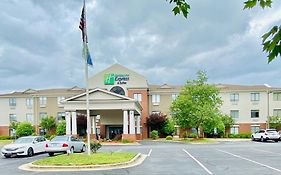 Holiday Inn Express Reidsville Nc