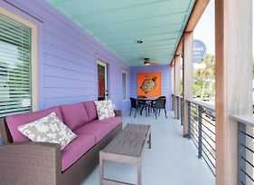 New Folly Vacation Listing, Perfect Purple Palace Apt A photos Exterior
