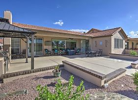 Modern Palo Verde Country Club Home With Patio! photos Exterior