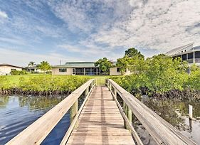 Peaceful Riverfront Retreat With Dock And Yard! photos Exterior