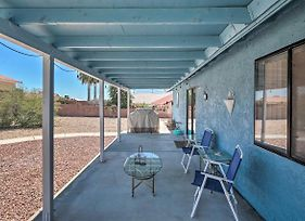 Single-Story Home With Patio, 6Mi To Lake Mohave photos Exterior