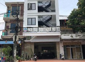 Noi Bai Boutique Hotel photos Exterior
