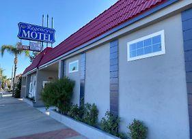 Regency Motel Of Brea photos Exterior