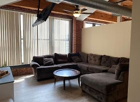 Downtown Wash Ave Luxury Loft With City View 4L photos Exterior