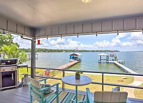 Lake House W/ Private Dock, Bbq & Game Room! photos Exterior