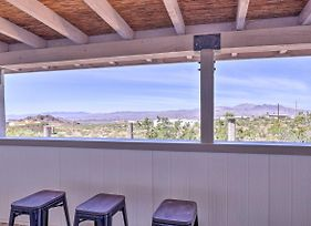 Rustic Bullhead City Retreat With Porch And Views photos Exterior