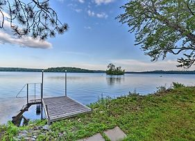 Life On The Lake With Private Dock And Fire Pit! photos Exterior