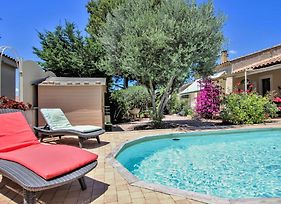 Holiday Home Chateauneuf De Gadagne With Outdoor Swimming Pool 432 photos Exterior