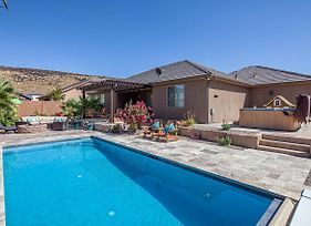 Sand Hollow 3334 Bbq Grill, Private Splash Pad, Hot Tub And Pool photos Exterior