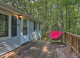 N Arrowhead Lake Cabin With Deck, Pets Welcome! photos Exterior