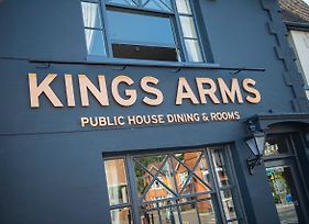 Kings Arms Hotel photos Exterior