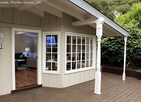 Updated Three Bedroom Pacific Grove Home photos Exterior