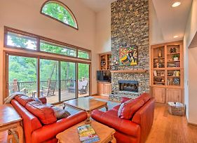 Quiet Riverfront Escape With Deck And Fly Fishing photos Exterior