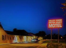 Valley Forge Motor Court Motel photos Exterior