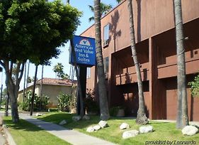 Americas Best Value Inn And Suites Los Angeles Downtown/Sw photos Exterior