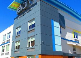 Aloft Calgary University photos Exterior