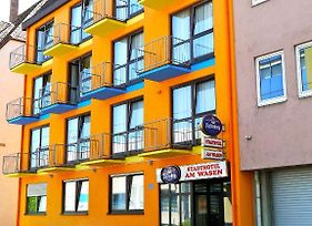 Stadthotel Am Wasen photos Exterior