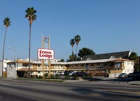 Econo Lodge Inn And Suites West Hollywood photos Exterior