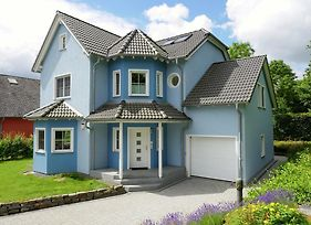 Beautiful Holiday Home In Eschdorf With Sauna photos Exterior