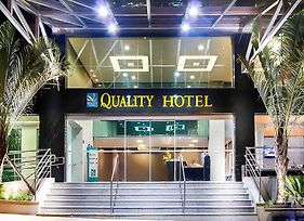 Quality Hotel Pampulha photos Exterior