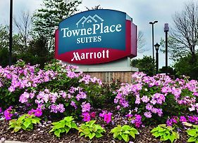 Towneplace Suites By Marriott Joliet South photos Exterior