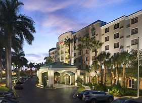 Courtyard By Marriott Fort Lauderdale Airport & Cruise Port photos Exterior