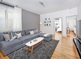 Boho Chic Three Bedroom Apartment Minutes To Nyc! Ten Beds! photos Exterior