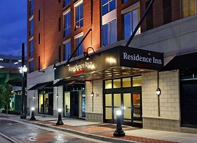 Residence Inn Little Rock Downtown photos Exterior