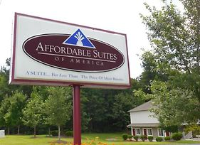 Affordable Suites Gastonia photos Exterior