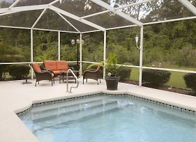 Great Villa Private Pool Located At Golf Course photos Exterior