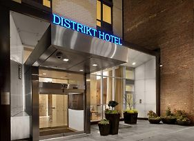 Distrikt Hotel New York City photos Exterior