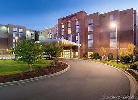 Springhill Suites By Marriott Columbia Downtown/The Vista photos Exterior