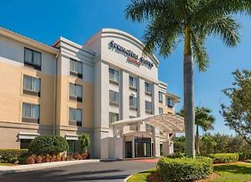 Springhill Suites By Marriott Fort Myers Airport photos Exterior