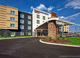 Fairfield Inn & Suites By Marriott Jackson photos Exterior