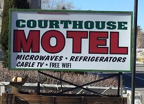 Independence Courthouse Motel photos Exterior