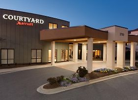 Courtyard By Marriott Charlotte Airport photos Exterior