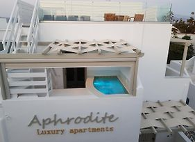 Aphrodite Luxury Apartments photos Exterior