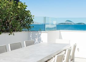 Luxury & Design Penthouse In Ipanema With Sea View - Ilive002 photos Exterior