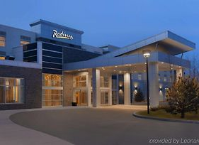 Radisson Hotel & Conference Centre Calgary Airport photos Exterior